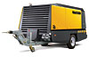 Towable Diesel Air Compressor -- M250