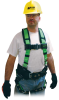 Contractor Harnesses -w/ back D-ring > UOM - Each -- 650CN-BP/UGN -- View Larger Image