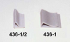 Adhesive Backed Fastening Device -- 436