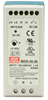 DIN Rail Power Supply, 40 Watts, 48 VDC -- MDR-40-48