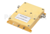 900 mW P1dB, 10 MHz to 6 GHz, Medium Power Broadband Amplifier, 24 dB Gain, 42 dBm IP3, 5 dB NF, SMA -- PE15A4032