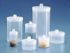 Polypropylene Plastic Weighing Bottles w/ Airtight Lids -- 261154-0006