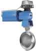 Neles® Neldisc High Performance Triple Eccentric Disc Valves -- L12 Series