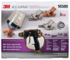 3M Accuspray 16580 Spray Gun System with PPS -- 16580 ACCUSPRAY SYSTEM -Image