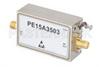 44 dB Gain, 1 Watt P1dB, 2 GHz to 6 GHz, Broadband High Gain Amplifier, 39 dBm IP3, 5 dB NF, SMA -- PE15A3503 -Image