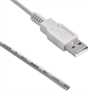 USB Cables -- 123-A-USB20AM-OE-500BE28-ND -Image