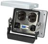 Panel interface connector Mencom DP-DB9-RJ45-R-32