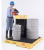 UltraTech SpillDeck Bladder Systems - 4 Drums -- UTI-2330