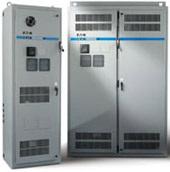 AC motor drives from Eaton Corporation