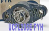 FYH Bearing 25mm UCFL205E Flanged -- kit8939