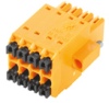PCB Connectors - OMNIMATE Power -- B2CF 3.50/180F Series