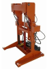 Custom Engine Lift 1000 Pound Capacity Powered Lift and Tilt -- 28488