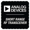 ANALOG DEVICES - ADF7023BCPZ - IC, RF TRANSCEIVER, 431MHz to 928MHz, LFCSP32 -- 668224