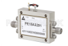2.5 dB NF, 13 dBm P1dB, 2 GHz to 8 GHz, Low Noise Broadband Amplifier, 30 dB Gain, SMA -- PE15A3291 -Image