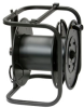 Portable Cable Storage Reel with Slotted Divider Discs, Audio / Video -- AVD - Image