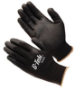 G-Tek(R) ONX, black urethane coated palm and fingers on black seamless knit nylon, Large -- 616314-54297