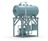 Boiler Feed and Recovery System Surge Tank -- SRG-1400 -Image