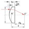 Plano Convex Lens -Image