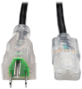 Power, Line Cables and Extension Cords -- TL1337-ND -Image