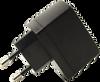 Wall Plug-In European Blade AC-DC Power Supply -- SWM6-12-E-I38 - Image