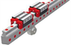 Profiled Linear Guideways with Integrated Racks -- MONORAIL BZ