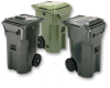 Roll-out Yard Waste Carts