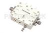 7.1 Watt Psat, 2.5 GHz to 4 GHz, High Power GaAs Amplifier, SMA, 19 dB Gain, 45 dBm IP3, 8 dB NF -- PE15A5006 -Image