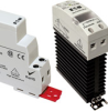 DIN Rail Mounted Relays E45DR Series -- E45DR17X48D3