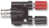 BNC Female to Binding Posts Adapter -- 1452 - Image