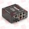 BLACK BOX CORP LBH150AE-H-ST ( HARDENED HEAVY-DUTY EDGE SWITCH, (5) 10/100 COPPER + (1) FIBER PORTS, MULTIMODE, 100–240-VAC WITH IEC, ST ) -Image