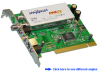 TV Tuner + FM Radio + Video Capture PCI (w… -- 606RSF