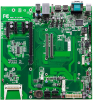 Micro-ATX Form Factor Evaluation Carrier Board For COM-Express Type VI 2.0 Module -- PCOM-C600
