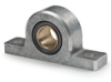 Pillow Block-Mounted Bearings - Inch -- BBXBLK-PB1375B