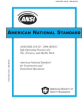 ANSI/ASSE A10.20-2006 (R2011) Safe Operating Practices for Tile, Terrazzo & Marble Work -- 265P
