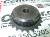 GEAR SPROCKET 3/8IN PITCH 22TEETH 1/2IN BORE -- 35B2212 - Image