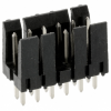 Rectangular Connectors - Headers, Male Pins -- 69168-412HLF-ND -Image