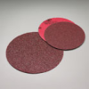 Glue-On Paper - Premier Red Zirconia Alumina Discs - Image