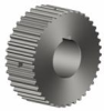 H Series - Steel Timing Pulley -- No Flange