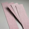 Grip-On - Premier Red Aluminum Oxide Dri-Lube Paper Open -- File Strips