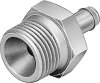 Barb fitting -- CRCN-1/8-PK-3 -Image