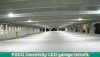 BA10 LLC Parking Garage LED Lighting