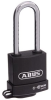ABUS 83WP/53HB63 Extreme Weather Protection Padlock, Black -- PADLOCKEXT2LS