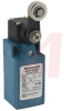 Switch, Limit, Side Rotary, Fixed Length Lever, 1/2 In NPT, 1NC/1NO Contact -- 70118753 - Image