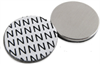 Neodymium Magnet, Disc with Adhesive