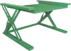 Low Profile Zero-Low Lift Tables -- ZLLPF-3872E