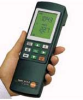 testo 312-2, precision manometer up to 40/200 hPa, DVGW approval, incl. alarm display, battery and calibration protocol -- 0632 0313 - Image