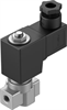 VZWD-L-M22C-M-G18-30-V-3AP4-15-R1 Solenoid valve -- 1492008-Image