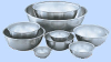 Stainless Steel Mixing Bowl -- 84102