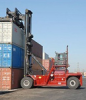 Loaded ISO Container Handler, 86,000 lbs Capacity by Taylor Machine Works -- TXCP-974