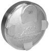 Stainless Steel Type 316 Cap - No. 460 SS